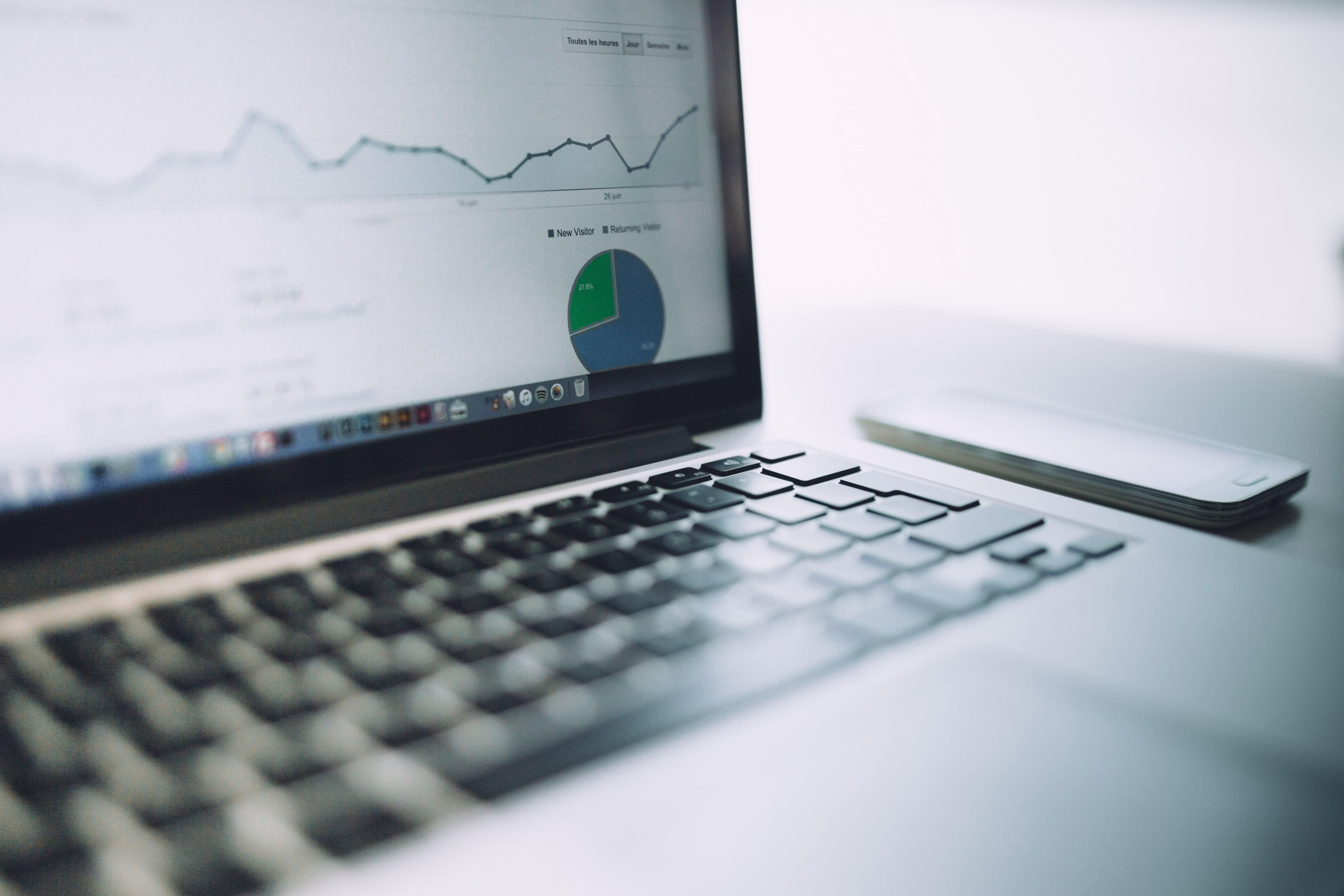 analytik, arbeiten, business