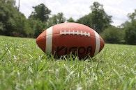 grass, ball, football
