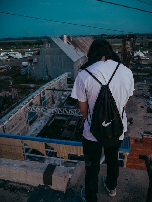 Free stock photo of abandoned, abandoned building, bricks, building