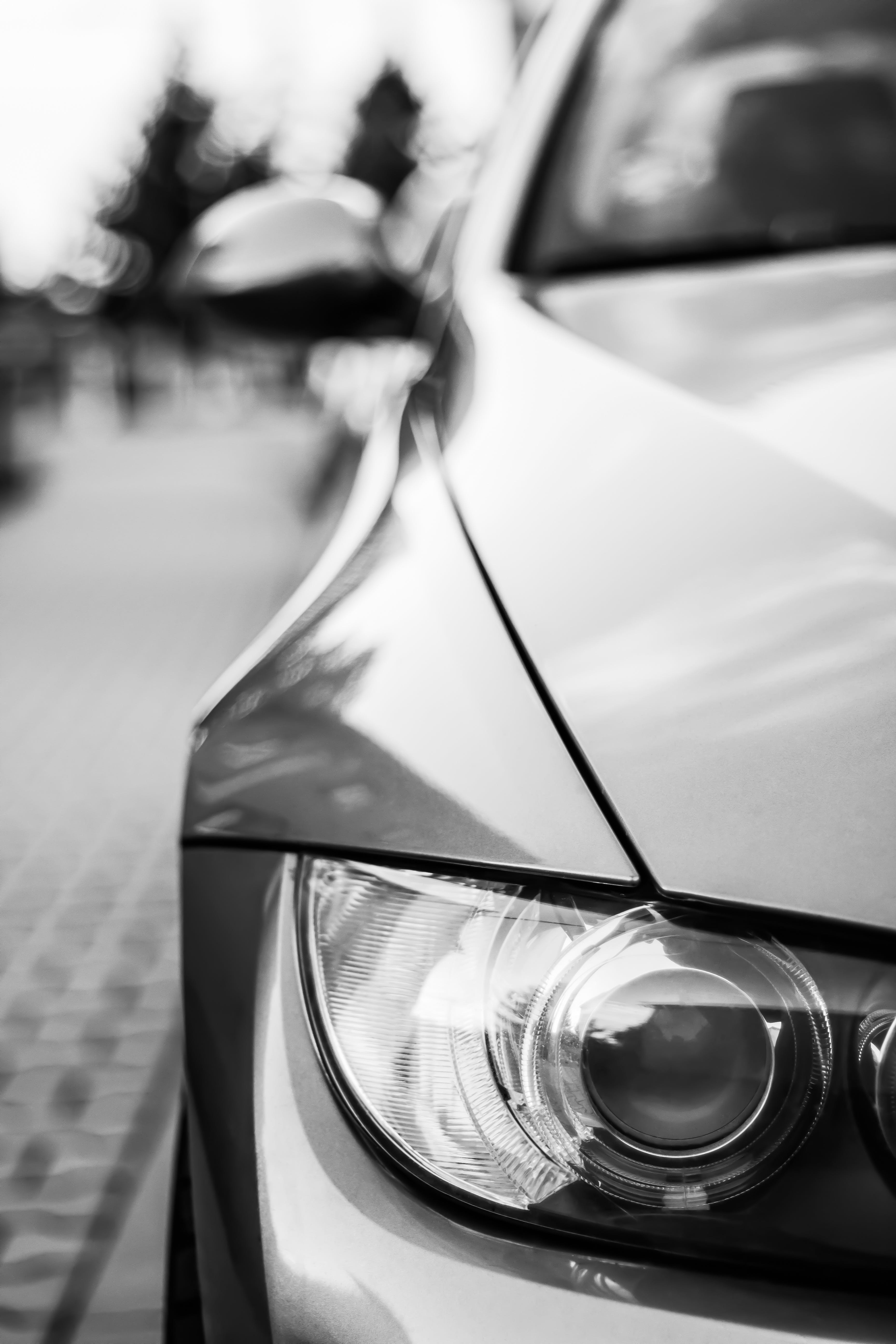 açık, araba, araç