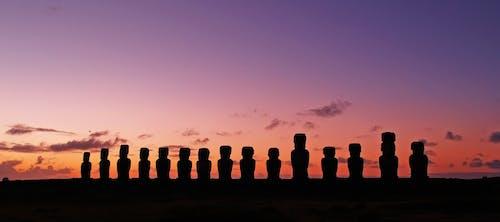 Fotos de stock gratuitas de amanecer, arquitectura, Chile, cielo