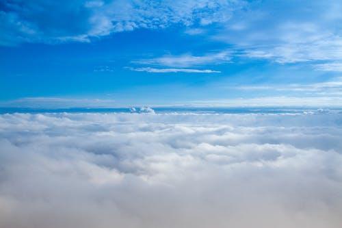 Безкоштовне стокове фото на тему «skyscape, атмосфера, блакитне небо, високий»
