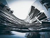 building, curve, architecture