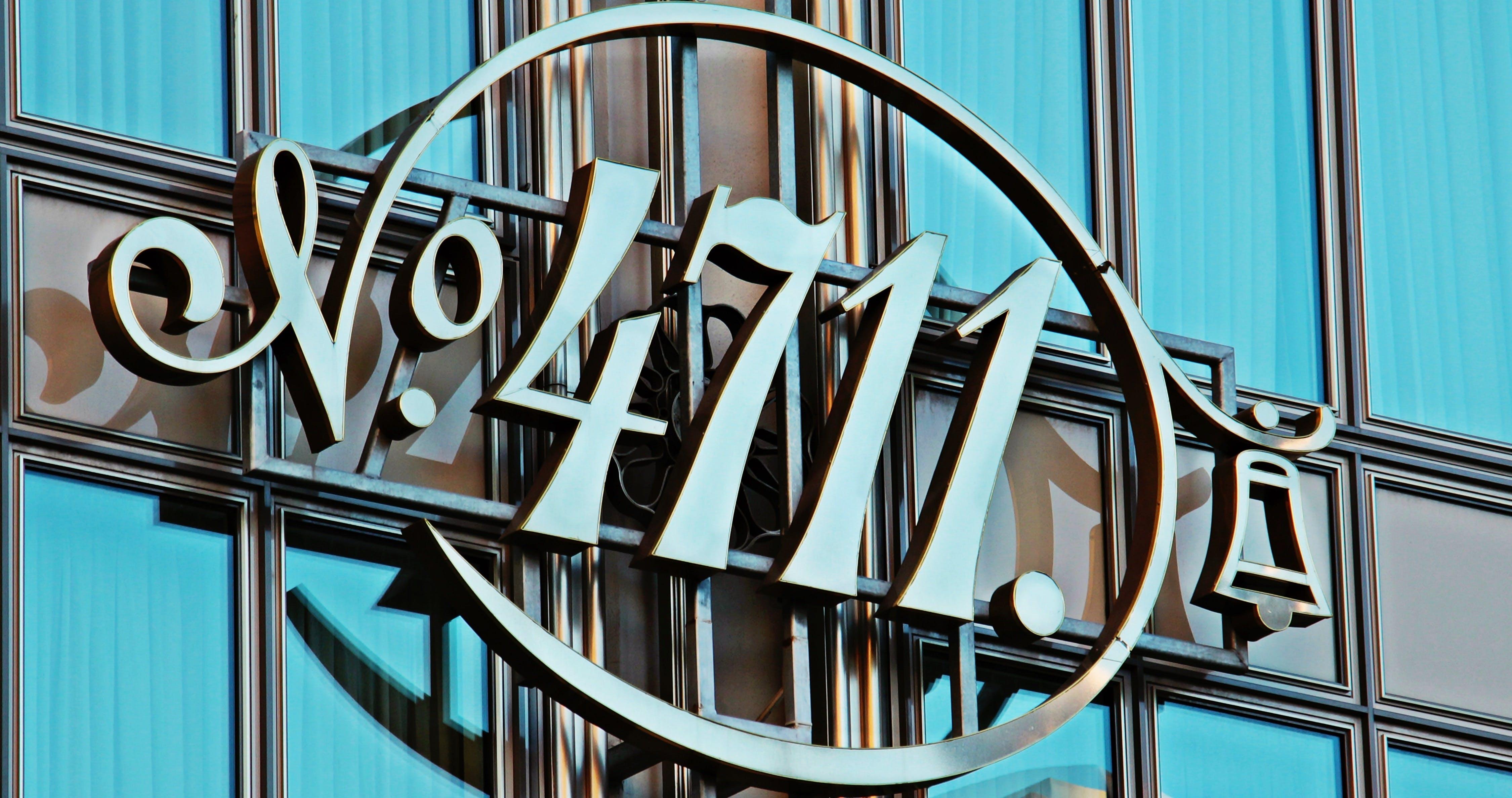 Základová fotografie zdarma na téma 4711 logo, budova, design, fasáda