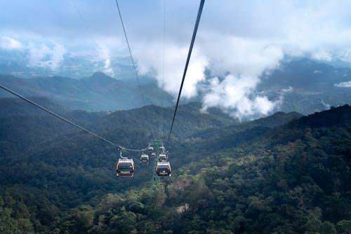 açık, dağ, macera, manzara içeren Ücretsiz stok fotoğraf