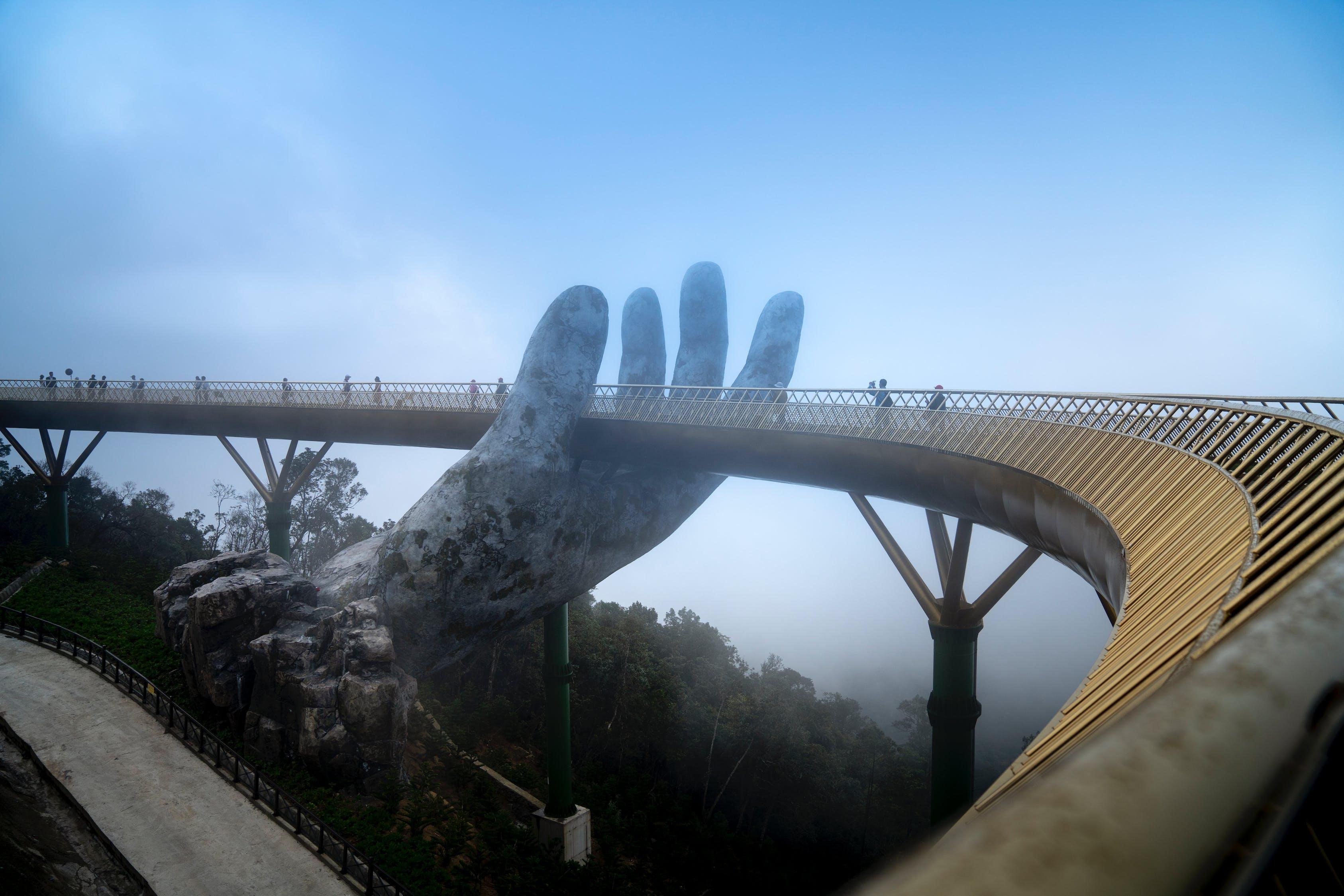 Puente de las Manos, Vietnam, Asia