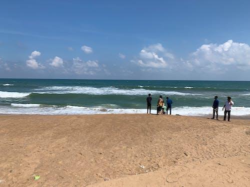 Free stock photo of beach, konark, sea