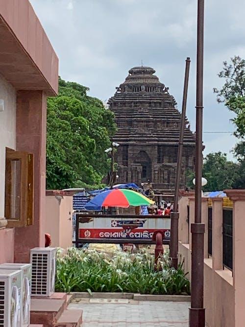 Free stock photo of konark sun temple