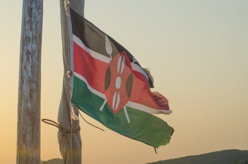 Free stock photo of flag, Kenya