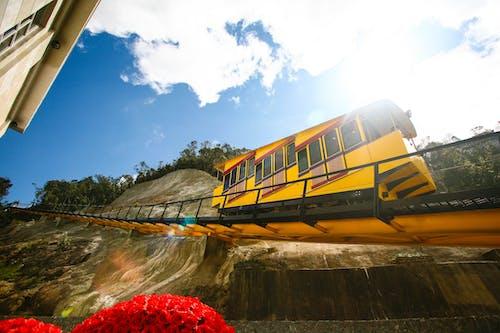 Photos gratuites de lignes de tram, système de transport, tram, véhicule