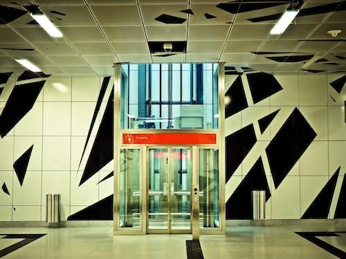 Ilmainen kuvapankkikuva tunnisteilla arkkitehdin suunnitelma, arkkitehtuuri, asema, futuristinen