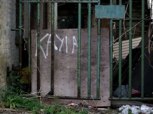 Foto d'estoc gratuïta de carreró, graffiti, incompleta, kayla
