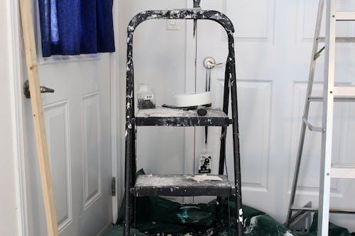 Foto d'estoc gratuïta de escales, reparació de la llar