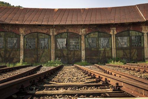 가벼운, 교통체계, 기관차, 기차의 무료 스톡 사진