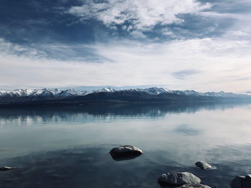 acqua, ambiente, calma