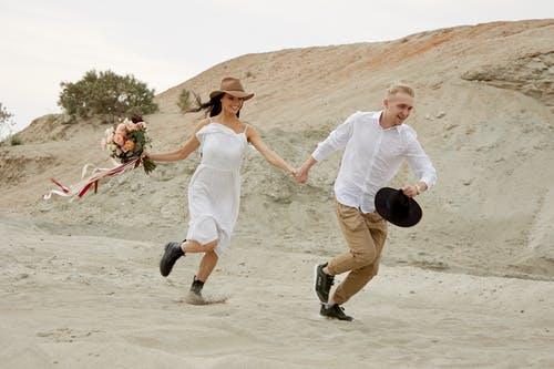Newly Wed Running