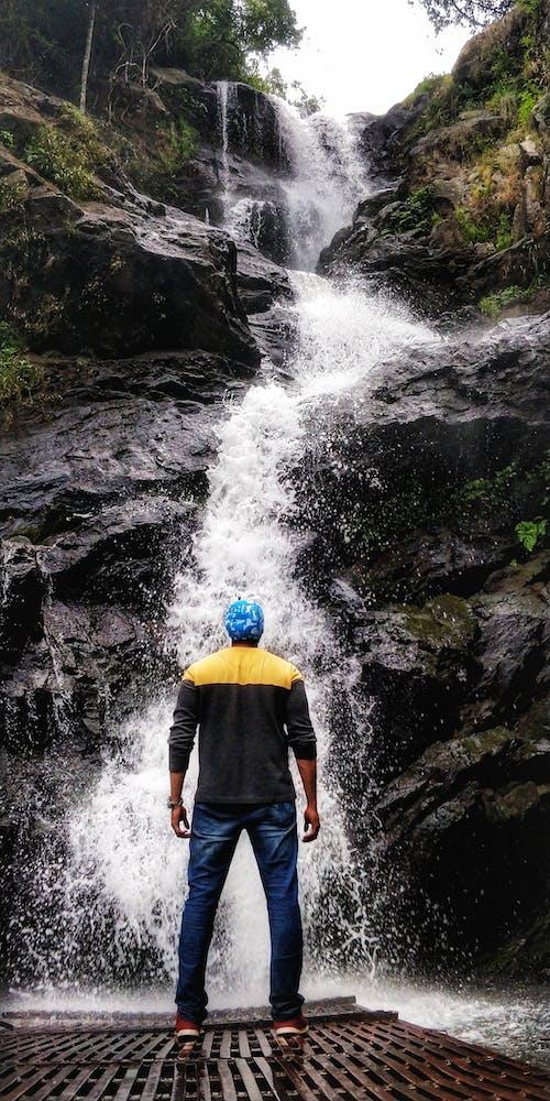 Ilmainen kuvapankkikuva tunnisteilla fiilis, kauneus luonnossa, matkakuume, vesiputoukset