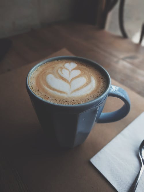 Photo of Ceramic Cup Filled With Coffee