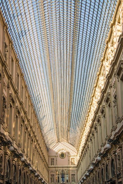 Foto d'estoc gratuïta de alt, arquitectura, articles de vidre, contemporani