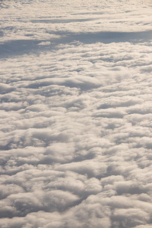 Photos gratuites de avion, nuages, nuages d'avion