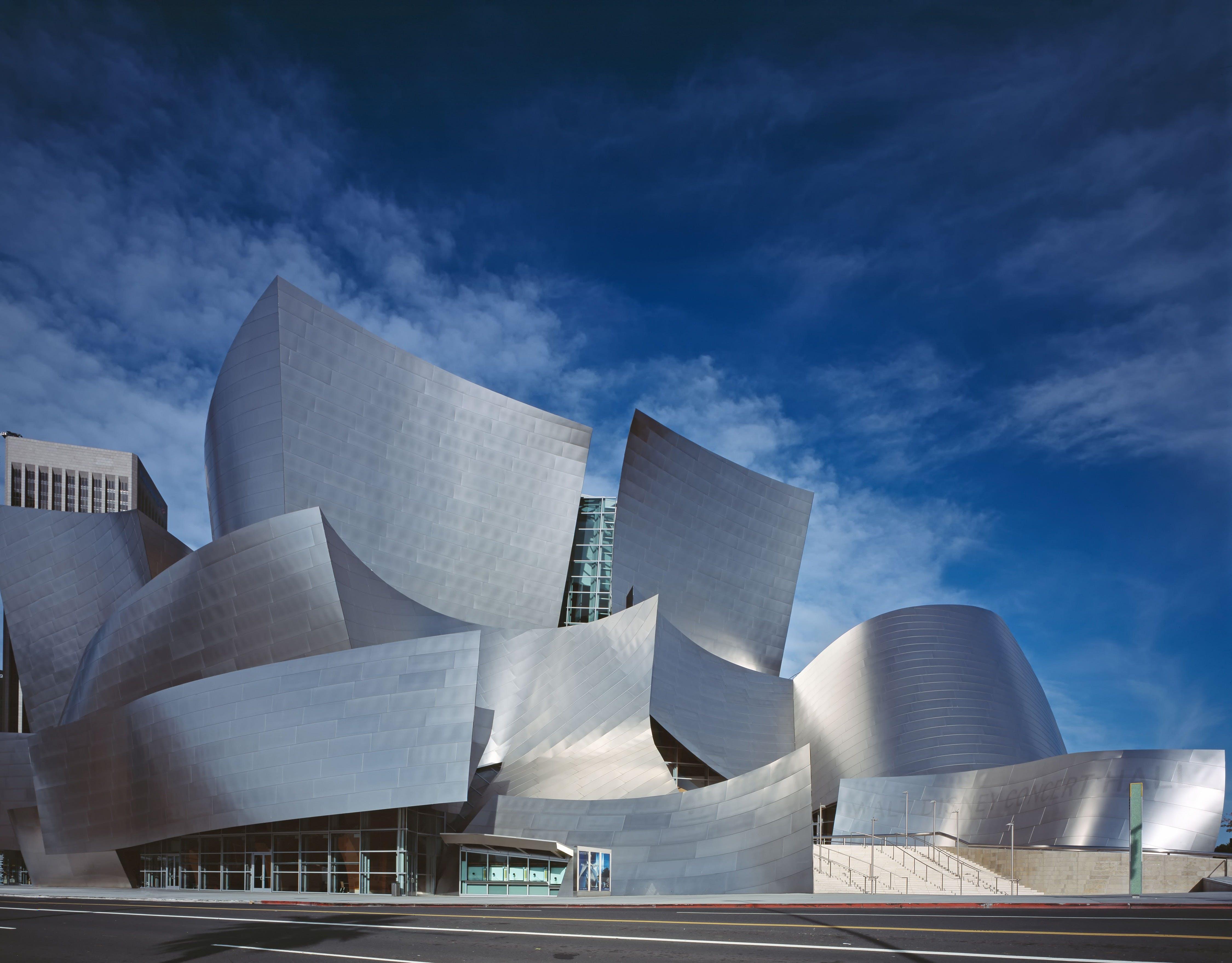Kostenloses Stock Foto zu architektur, futuristisch, gebäude, los angeles