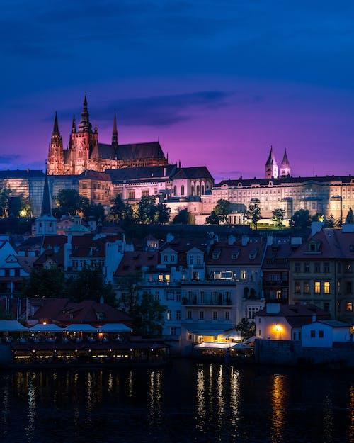 Fotobanka sbezplatnými fotkami na tému architektúra, budovy, centrum mesta, česko