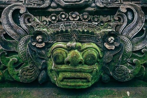 Бесплатное стоковое фото с балийский, декорация, дизайн, дракон