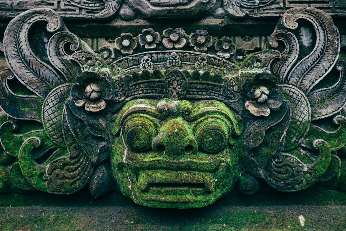 balijský, cestovať, chrám