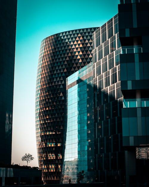 Бесплатное стоковое фото с архитектура, высотные здания, здания, коммерческие здания