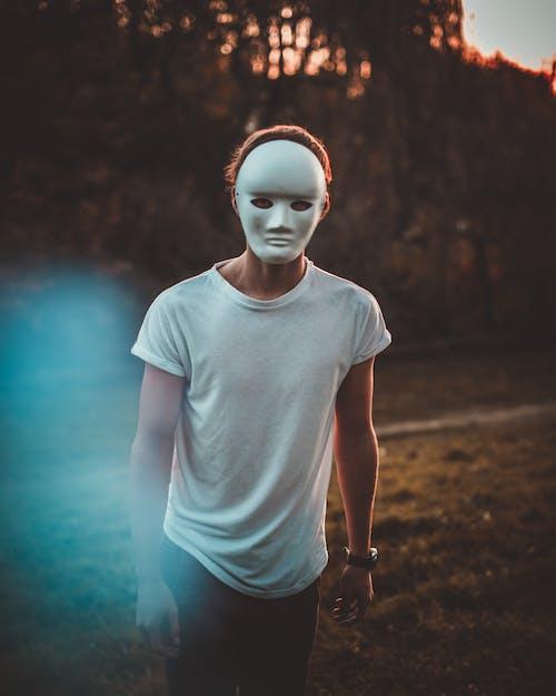 Бесплатное стоковое фото с выборочный фокус, деревья, замаскированный, маска