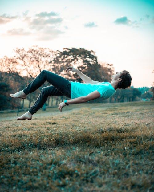 Foto profissional grátis de ativo, balança, diversão, energia de ação