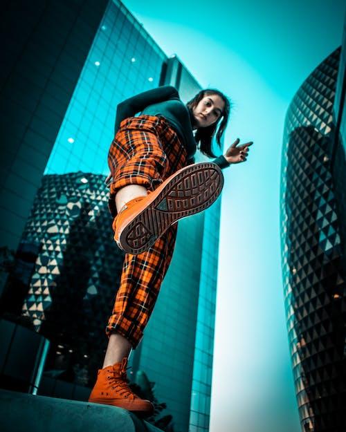 Foto profissional grátis de calçados, estilo, moda, modelo