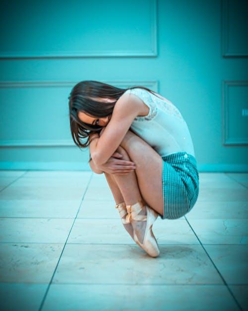 Foto d'estoc gratuïta de balanç, ballet, bonic, cos
