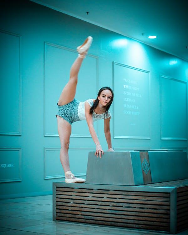 균형, 댄서, 발레