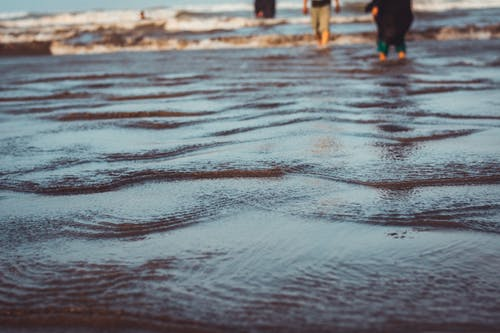 Close-Up Photo of Body of Water