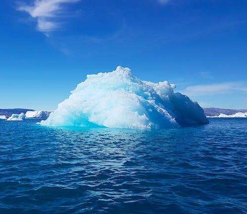 Immagine gratuita di fiordo, glace, groenland, iceberg