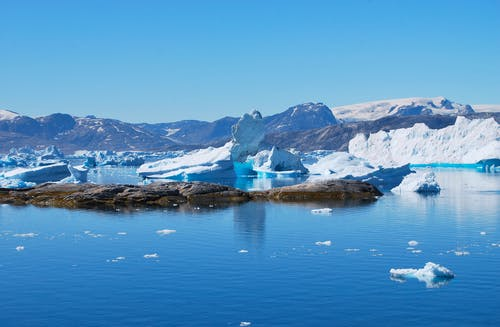 Free stock photo of arctique, fjord, glace