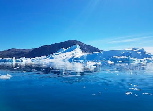 Immagine gratuita di arctique, fiordo, glace, groenland