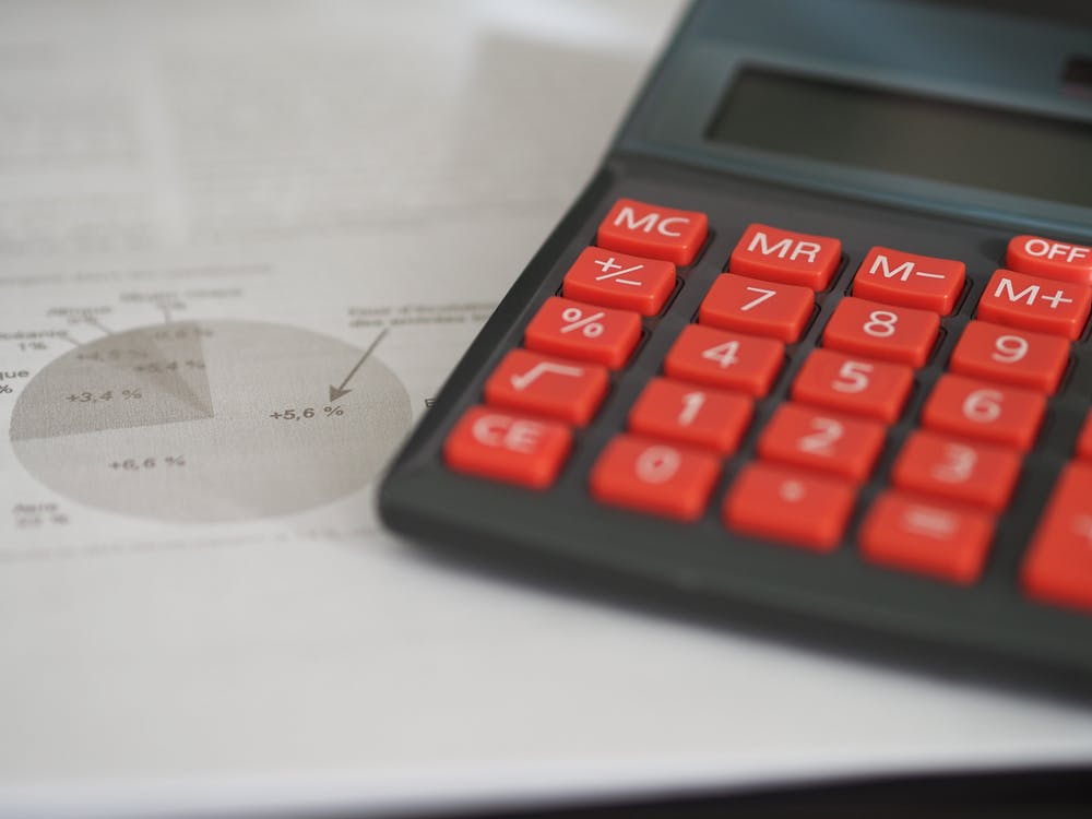 accountant, accounting, calculation