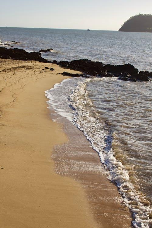Gratis arkivbilde med bølge, kystlinje