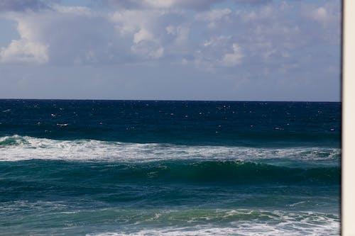 Gratis arkivbilde med blått hav, hav