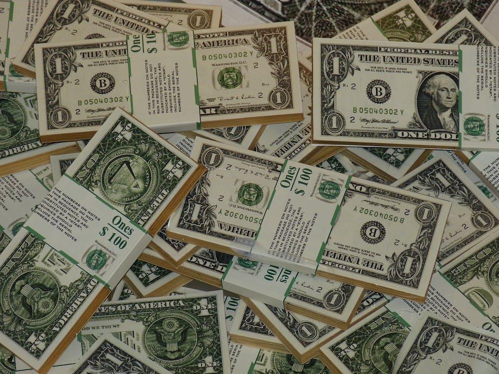 1 Us Dollar Banknotes