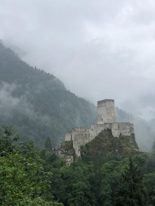 Foto stok gratis alam, Arsitektur, bangunan, batu