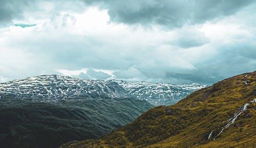 경치, 경치가 좋은, 구름, 노르웨이의 무료 스톡 사진