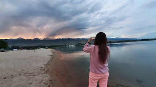 Fotobanka sbezplatnými fotkami na tému ázijský, fotograf, fotografia, jazero