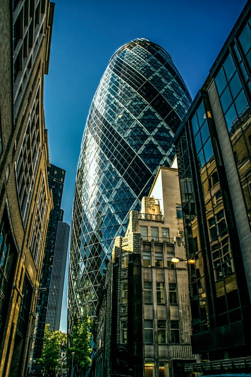 The Gherkin , London