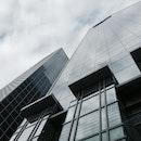 city, sky, building