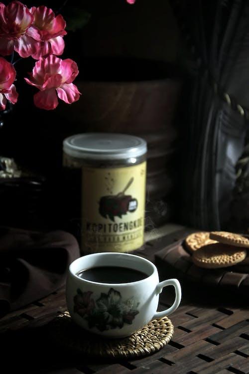一杯咖啡, 咖啡, 咖啡因, 喝 的 免费素材照片