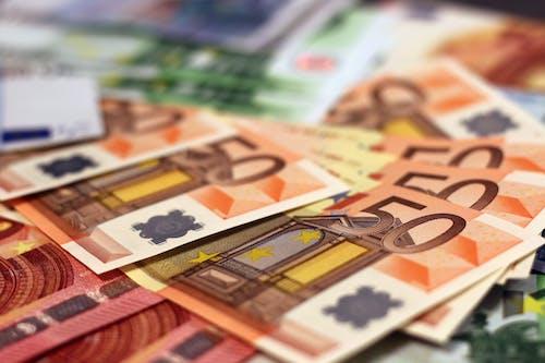 お金, ぼやける, クレジット, スタックの無料の写真素材