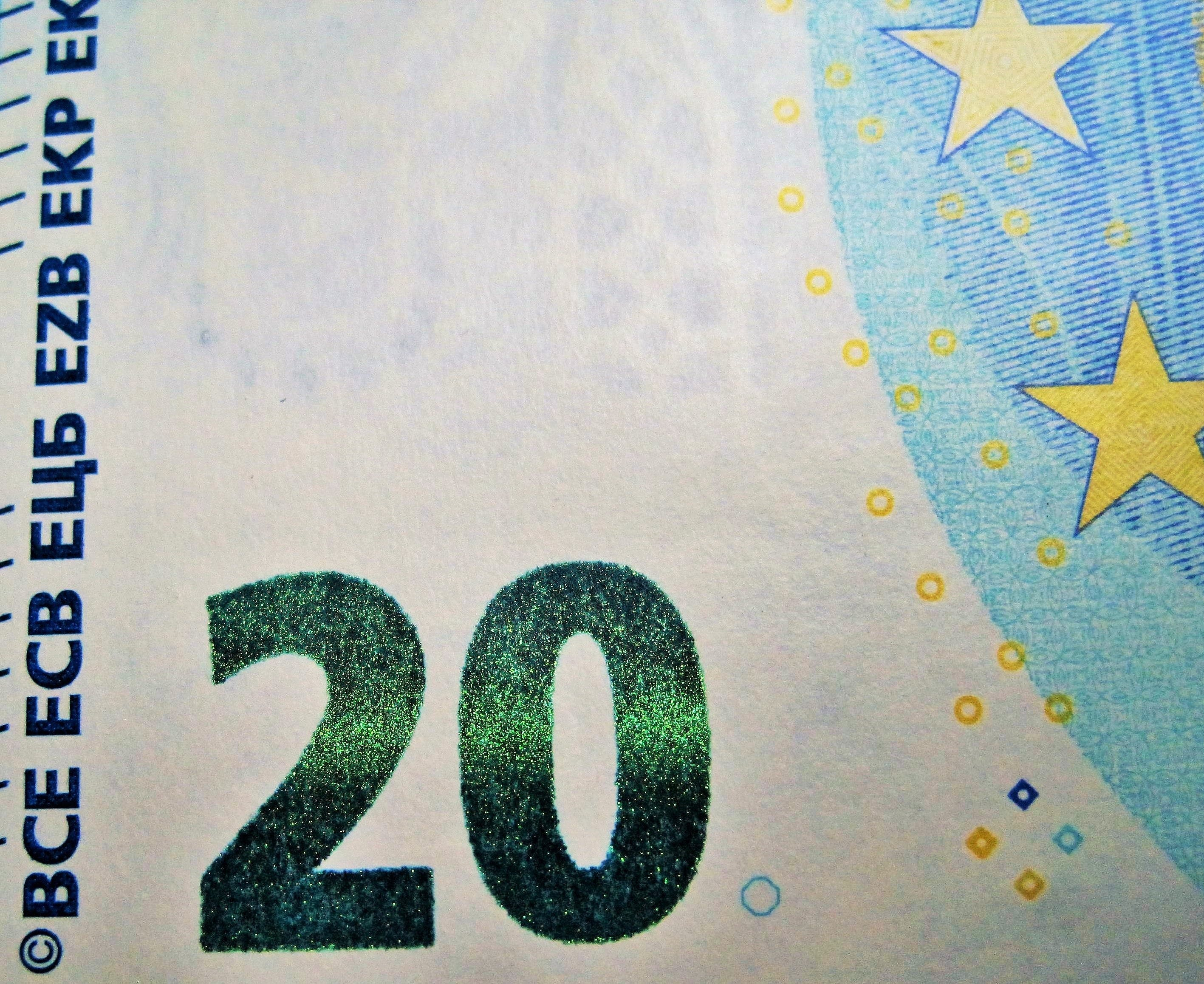 Free stock photo of money, finance, new, currency